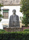 AlHakam II,科多巴,西班牙 免版税图库摄影