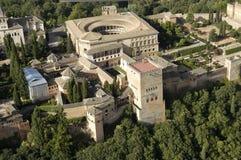Alhambra à Grenade Photos stock