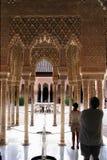 alhambra Γρανάδα Στοκ Εικόνες