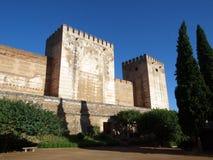 alhambra Ισπανία Στοκ Εικόνα