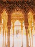 alhambra Λα Στοκ Εικόνες
