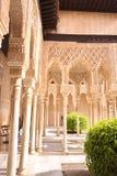 Alhambra παλάτι Στοκ φωτογραφία με δικαίωμα ελεύθερης χρήσης