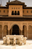 Alhambra Гранада Испания Стоковая Фотография