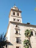 alhambra Испания Стоковое Изображение