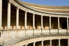 alhambra Стоковое Изображение RF