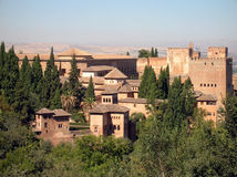 Alhambra Stockfotos