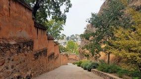 alhambra zdjęcia stock