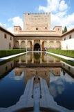 alhambra Arkivfoton