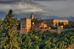Alhambra Stock Photo