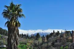 alhambra Стоковое Изображение