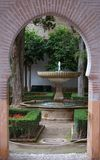 Alhambra Royalty Free Stock Photo