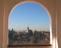 Alhambra Royalty-vrije Stock Afbeeldingen