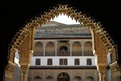 Alhambra Royalty-vrije Stock Foto
