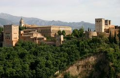 Alhambra Photographie stock