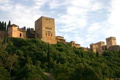 alhambra Royaltyfria Bilder