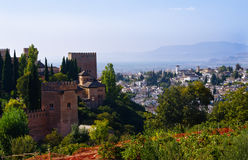 Alhambra Стоковое Фото