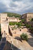 Alhambra Immagine Stock Libera da Diritti