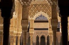 Alhambra Imágenes de archivo libres de regalías