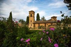 Alhambra fotografía de archivo