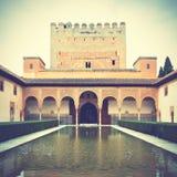 alhambra Images libres de droits