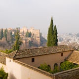 Alhambra Photo stock