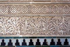 alhambra andalusia granada Испания Стоковое фото RF