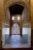 alhambra andalusia granada spain Royaltyfri Foto