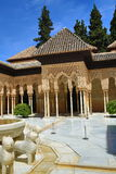 Alhambra , Andalusia, Granada, Spain. Royalty Free Stock Photography