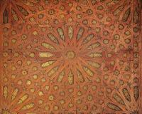 alhambra arabski pałac wzór Fotografia Royalty Free