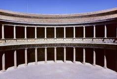 Alhambra arena Stock Image