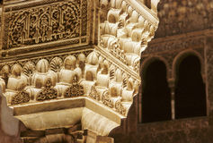 Alhambra capital Stock Image