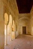 alhambra de Γρανάδα Ισπανία Στοκ Φωτογραφίες