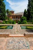 Alhambra de Granada Imagens de Stock Royalty Free
