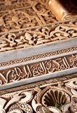 Alhambra detail Stock Photo