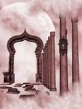 Alhambra di sogno Fotografia Stock Libera da Diritti