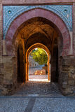 Alhambra-Festung Lizenzfreie Stockfotografie