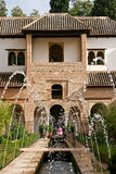 alhambra generalife Zdjęcie Stock