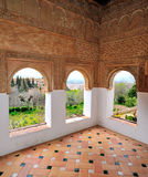 alhambra granada Стоковые Фото