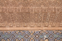 Alhambra, Granada Stockbild
