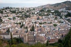 Alhambra, Granada Fotografía de archivo libre de regalías