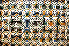 alhambra granada Стоковая Фотография