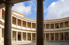 alhambra granada Стоковое фото RF