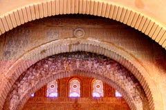 alhambra granada Fotografering för Bildbyråer