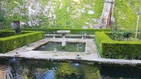Alhambra Granada Stock Image