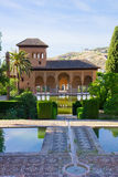 Alhambra of Granada, Andalusia, Spain Royalty Free Stock Photo