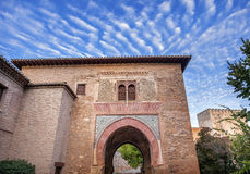 Alhambra Granada Andalusia Spain Royalty Free Stock Photo