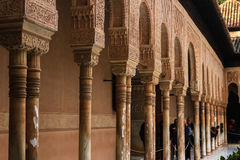 Alhambra Royalty Free Stock Photos