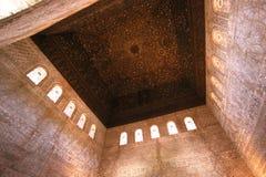 alhambra granada la spain Arkivfoton