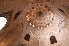 alhambra granada la spain Arkivfoto