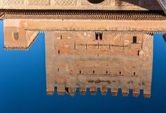 alhambra granada palace spain Стоковые Изображения